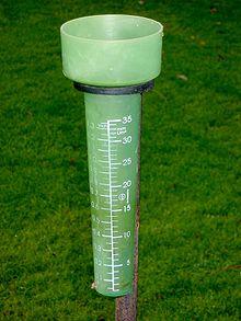 Rainfall guage